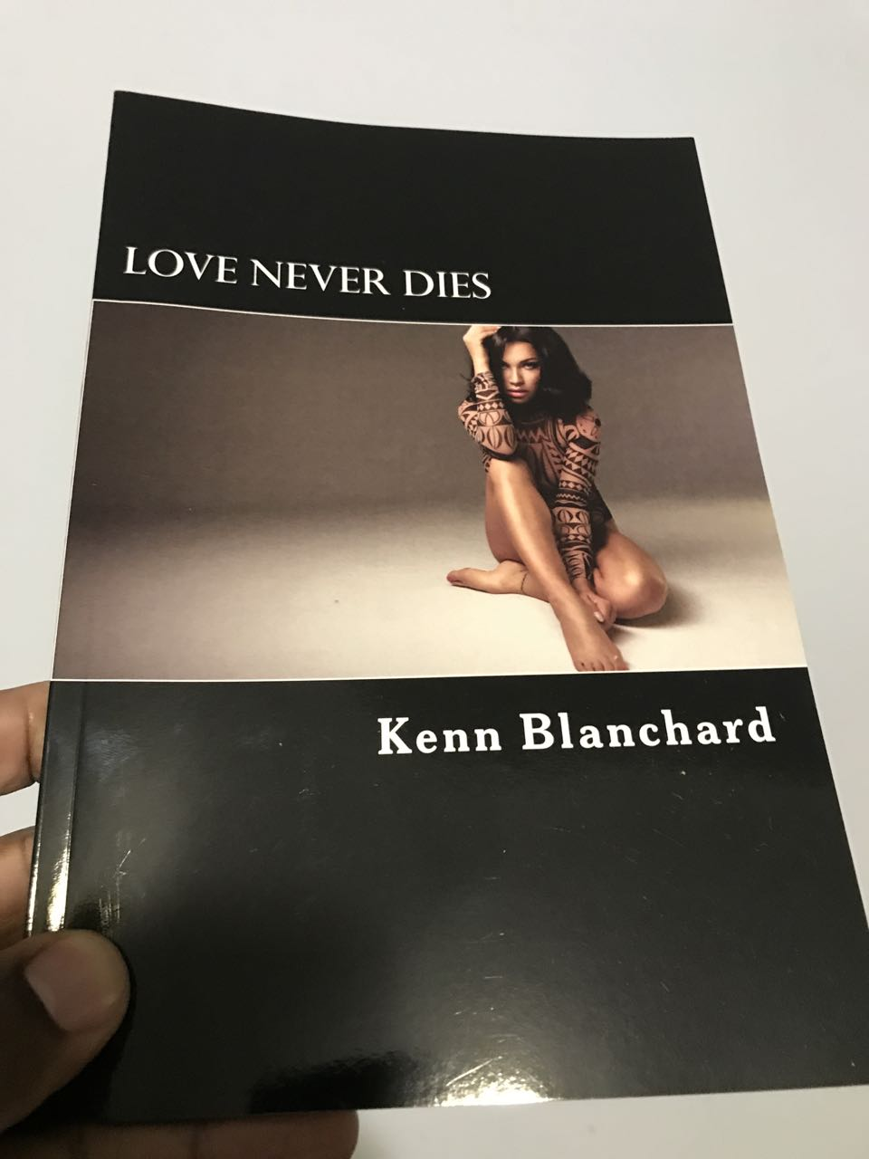 "New book ""Love Never Dies by Kenn Blanchard"