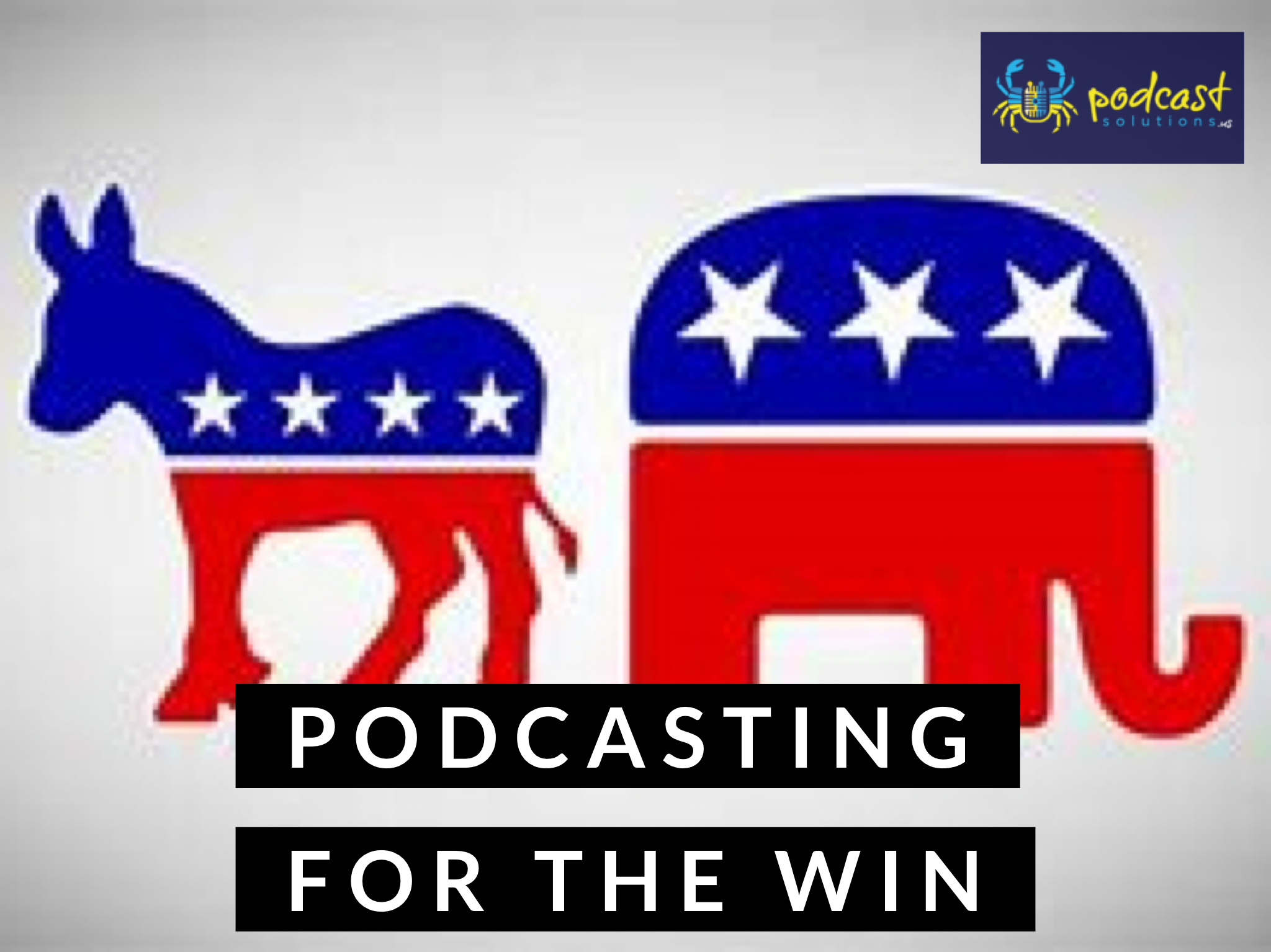 use podcasting for political campaigns